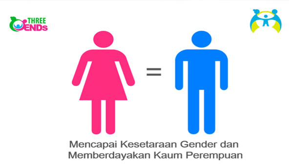 Mencapai Kesetaraan Gender dan Memberdayakan Kaum Perempuan