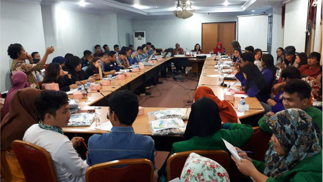 Bangun sinergi dengan Mahasiswa dalam upaya mengatasi permasalahan perempuan dan anak di Provinsi Sulawesi Utara