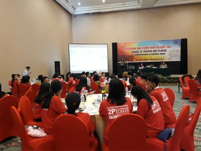 Forum Anak Daerah Tahun 2018